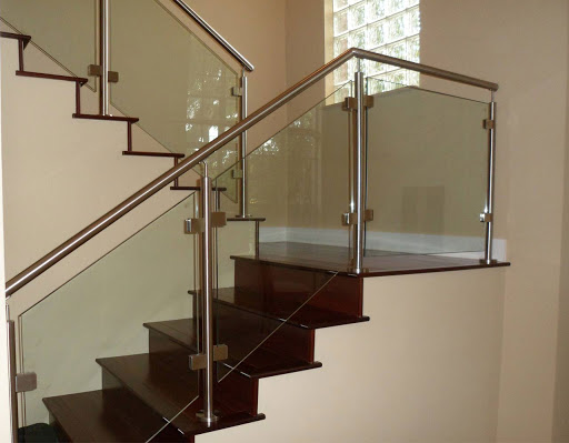 Beautiful Glass Rails